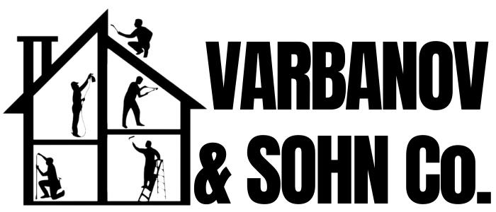 Logo Van handwerker varbanov und sohn co